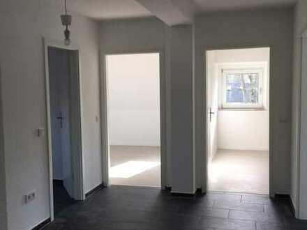 Modernisierte 4 Zimmerwohnung mit 2 Bädern und Gemeinschaftsgarten - ebenfalls WG geeignet
