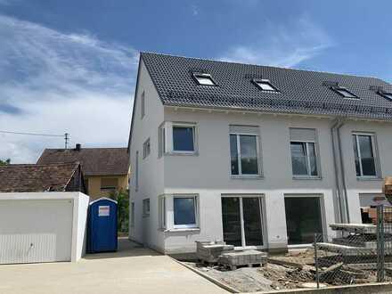 Große Doppelhaushälfte Neubau Bonstetten 5 Min. zu Autobahn A8