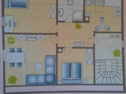 Neuwertige 3-Zimmer-Wohnung mit EBK in 92237, Sulzbach-Rosenberg