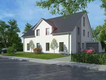 Doppelhaushälfte in Römerberg