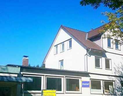 Kaufpreisreduz. € 100.000: zwischen Göttingen/Hannover Hotel / Restaurant, renoviert / modernisiert