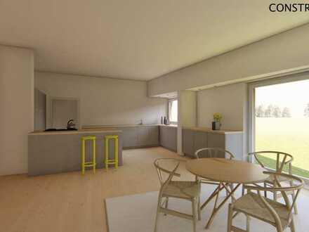 NEUBAU 2. Bauabschnitt Wohnung mit Garten und Terrasse