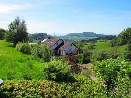 Tolle (Allein-) Lage, Super-Aussicht, Ruhe, Sonne, nur 10km vom Bertoldsbrunnen. 79289 Horben