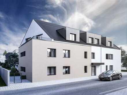 Erstbezug in moderner Nachbarschaft: 3-Zimmer-Wohnung mit Gartenterrasse