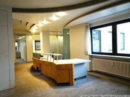 Sehr effiziente, teilklimatisierte Büroetage in repräsentativen Geschäftshaus in ruhiger Citylage.