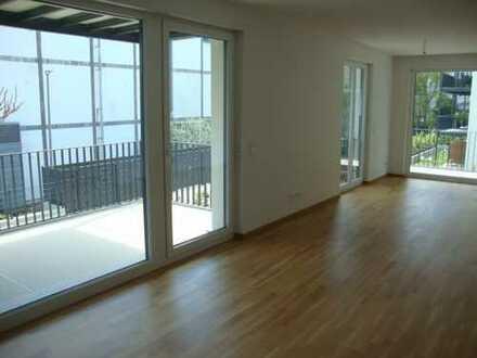 Luxus ! 3 Zimmer- Wohnung, 2 Balkone, 2 Bäder, Neubau Erstbezug