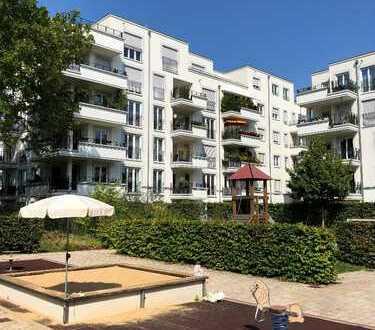 Neuwertige 3-Zimmer-Wohnung mit sonnigem Balkon & EBK in den Nordstadtgärten