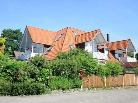 DAS BESONDERE: Exkl. 4-Zi-Dachterrassen-Maisonette-Whg. in ruhiger Bestlage Gröbenzells+EBK+2 Bäder