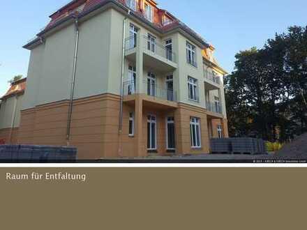 Erstbezug: Schöne 2-Zimmer-Wohnung mit Terrasse & Badewanne