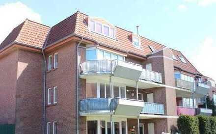 Sonnig helle und große Dachgeschosswohnung