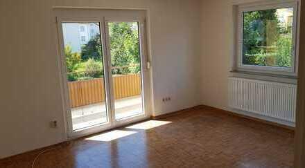 Gepflegte 3-Zimmer-Wohnung mit Balkon in Murrhardt