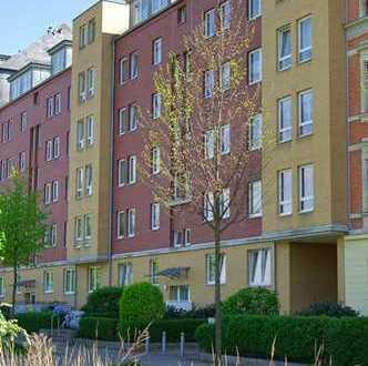 Komfortable 4-Zimmer-Wohnung mit Südbalkon zum grünen Innenhof