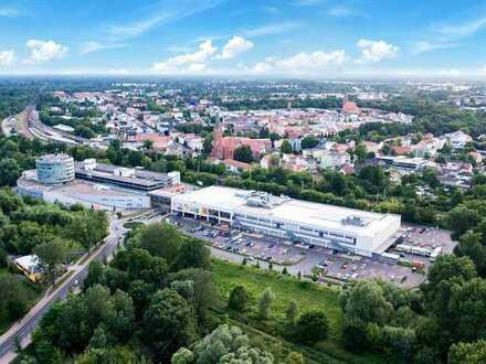 ab sofort - ca. 37 m² Bürofläche im Büroturm der Bahnhofs-Passage Bernau, direkt vom Eigentümer!