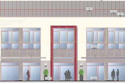 Zentral gelegene Neubau Büro- oder Praxisfläche!