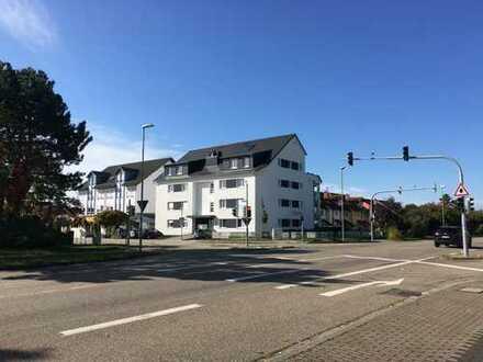 Moderne 2-ZKB mit Terrasse und tollem Garten! in Leopoldshafen