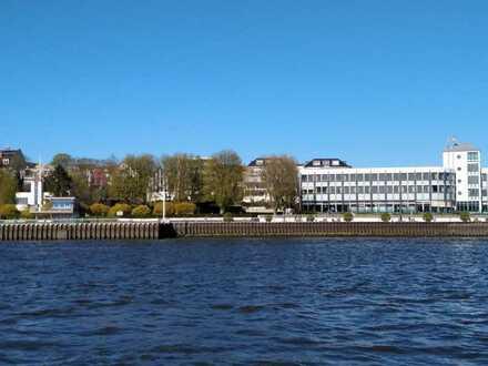 Eigentumswohnung mit Weserblick