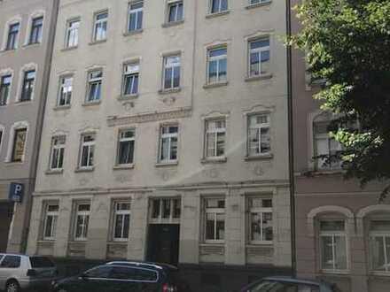 Mietshaus im Chemnitzer Zentrum – reines Wohnen