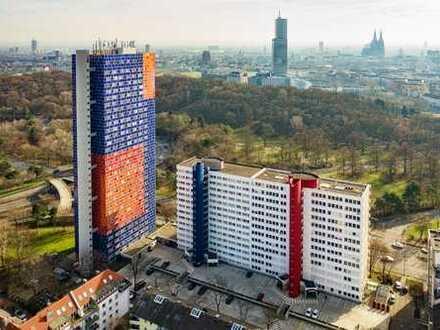 1225 m² Bürofläche auf zwei Etagen zentral in Köln!