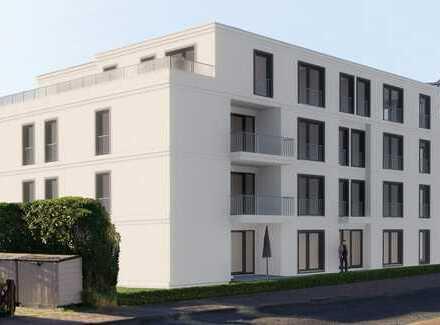 Terrassenwohnung in Strandnähe – Eigentumsapartment auf Wangerooge (Wg02)