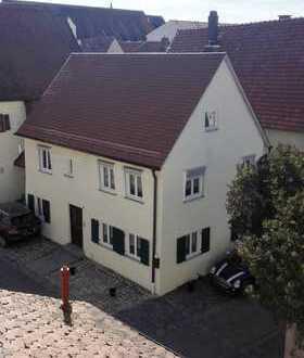 Altstadthaus mit vier Zimmern in Nördlingen