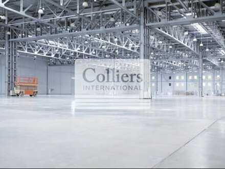 Neubau eines Logistikcenter in Wustermark
