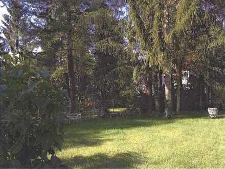 Nur zur Wochenend-Nutzung! Grundstück mit Bungalow, überdachte Terrasse, Schuppen in Eichwalde