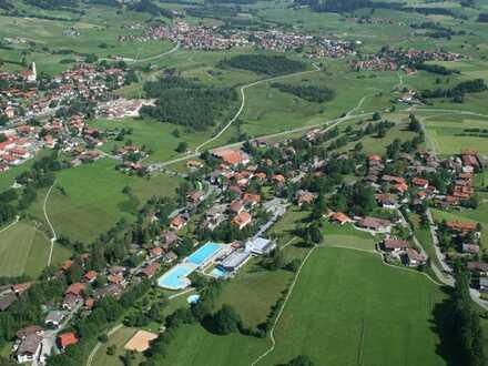 Baugrundstück in Panoramalage - Pfronten/Meilingen