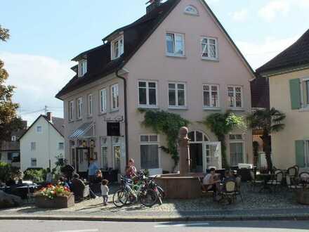 Gut ausgestattete Gäststatte exponierte Lage - Ortsmitte - Freiburg-Opfingen