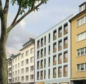 Flingern: Erstbezug nach Sanierung - Schöne 3-Zimmerwohnung im ersten Obergeschoss