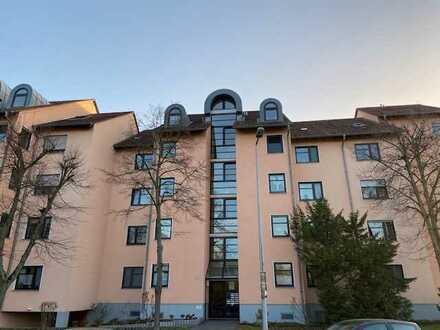 MA-Wallstadt, Modernisierte 3ZKB mit TG-Stellplatz und Balkon