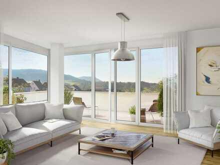 Penthouse in Südwestlage **Neubau**
