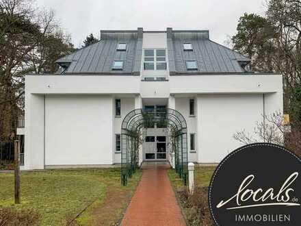 Vermietete Maisonette-Eigentumswohnung im Dianapark nahe Filmstudios Babelsberg