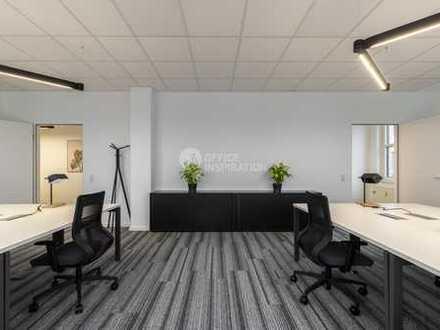 Co-Office mit modernen Arbeitsplätzen