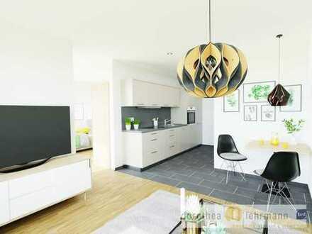 Schick und komfortabel wohnen in einem Neubau als Erstbezug am Zollhafen direkt am Rhein