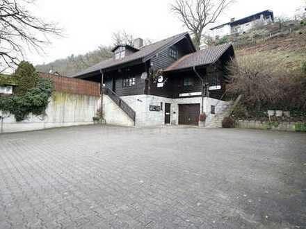 Gaststätte mit Einliegerwohnung als Kapitalanlage mit ca. 900 m² bebaubarem Grundstück