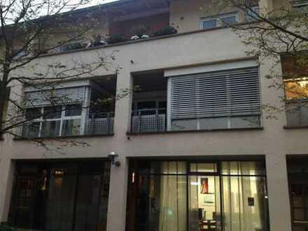 Schöne 3-Zimmer Wohnung mit Balkon und Loggia in Bad Liebenzell