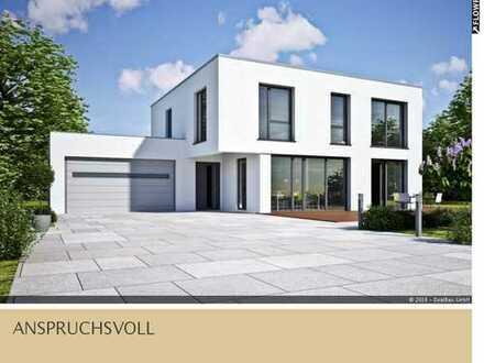 Kettwig-Designhaus am Landschaftsschutzgebiet