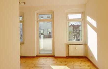 PROVISIONSFREI & BEZUGSFREI! Altbaujuwel in Berlin-Karlshorst mit 2-Zimmern, Balkon und Einbauküche!