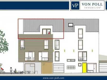 Innovativ & individuell: Wohnen im Loft über den Dächern der Stadt!