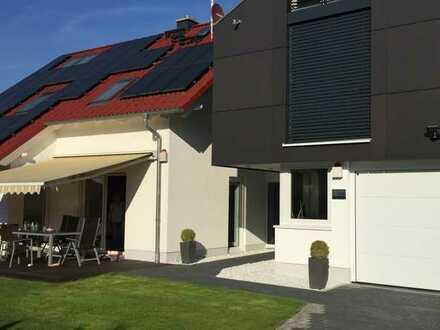 Einfamilienhaus in Markkleeberg- Keller, Solar, Wärmepumpe, Sauna, Klima- und Alarmanlage uvm.