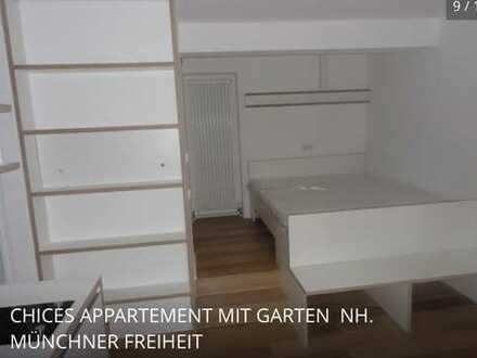 800 €, 25 m², 1 Zimmer
