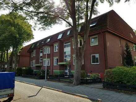 2 Zimmer ETW in Bremen-Sebaldsbrück gemütliche u. helle Souterrain Wohnung in ruhigem MFH