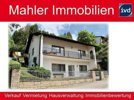 Naturnah gelegenes Einfamilienhaus mit Sanierungsbedarf in Bensheim Wilmshausen