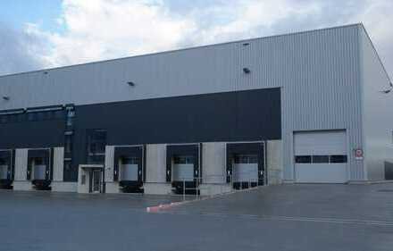 Ca. 2.000 qm Lager / Logistik | mehrere Rampen | 6,50 m UKB!