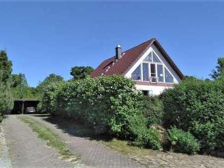 Niedrigenergiehaus mit Seeblick - kostenneutral durch Photovoltaik