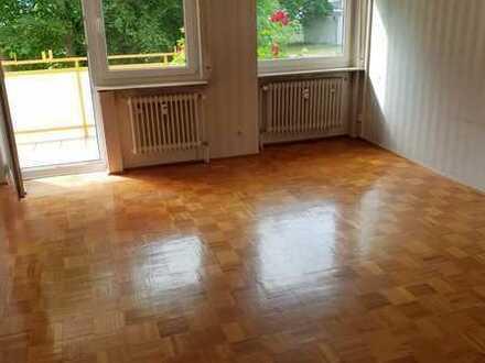 Provisionsfrei - 4-Zimmer-Hochparterre-Wohnung in Bamberg - Renovierung wird empfohlen