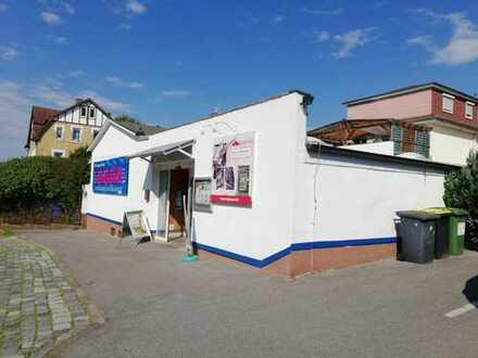 Provisionsfrei Laden oder Lagerfläche in Neustadt bei Coburg zu vermieten.