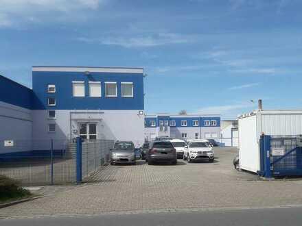 Gewerbeanwesen auf ca. 4.045 m² Grundstück mit vielseitigen Nutzungsmöglichkeiten in Nürnberg-Sandre