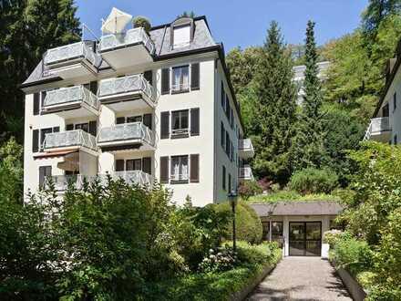 Elegante Wohnung zwischen Kurhaus und Rosengarten