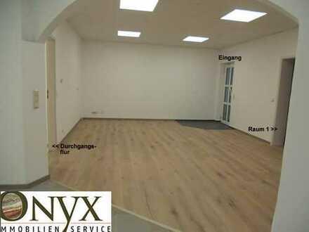 Provisionsfrei ! 1 Großraum, 2 Büroräume, 1 Abstellraum/Archiv, Teeküche und Bad